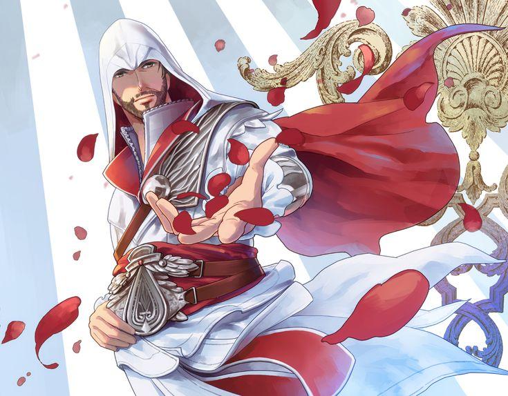 /Ezio Auditore Da Firenze/#1387812 - Zerochan