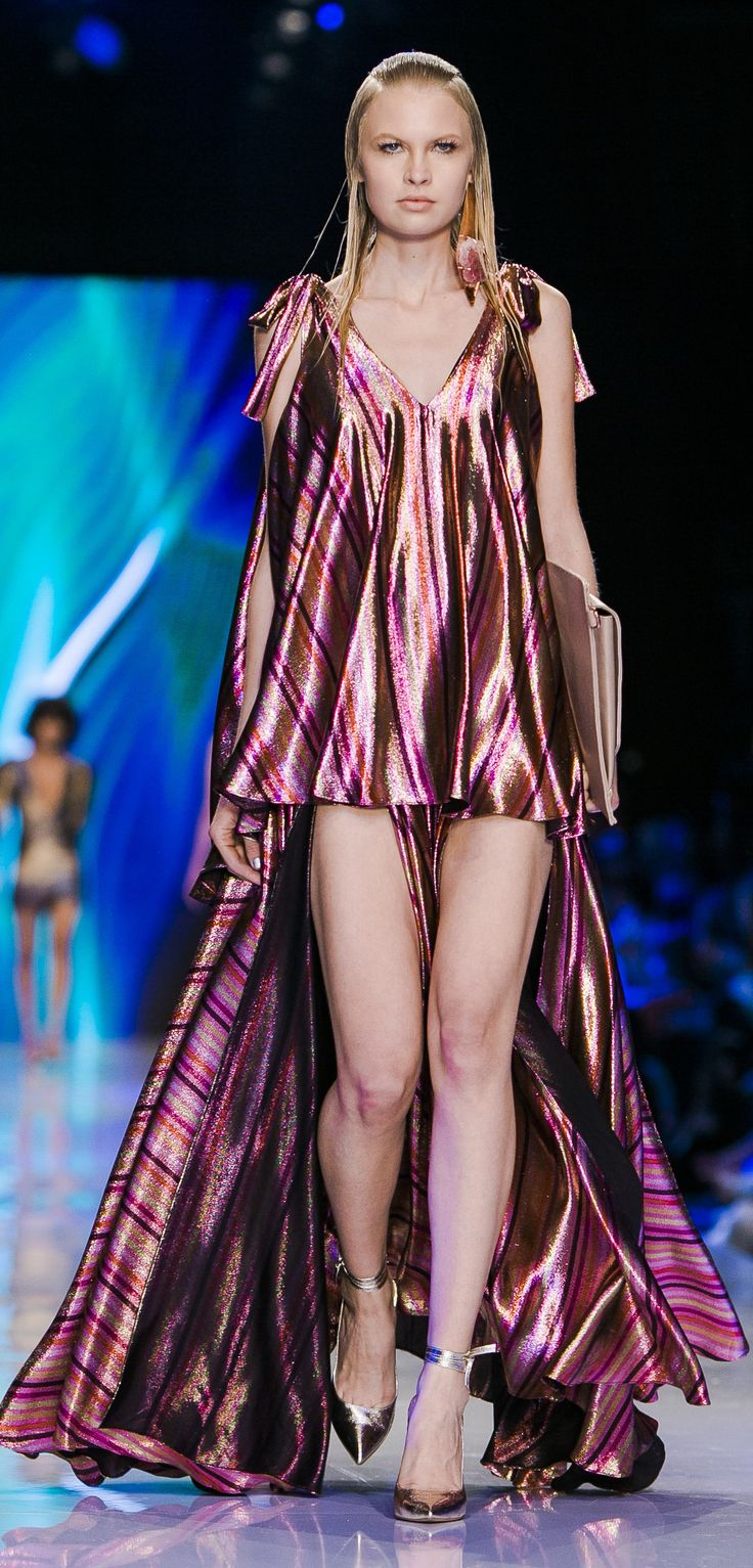 34 best [Fashion Show] Night Flare Collection images on Pinterest ...