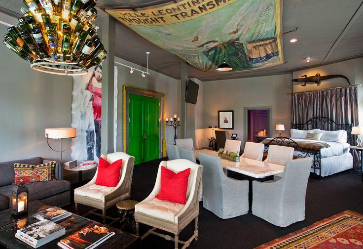 Hotel Zsa Zsa Houston Room