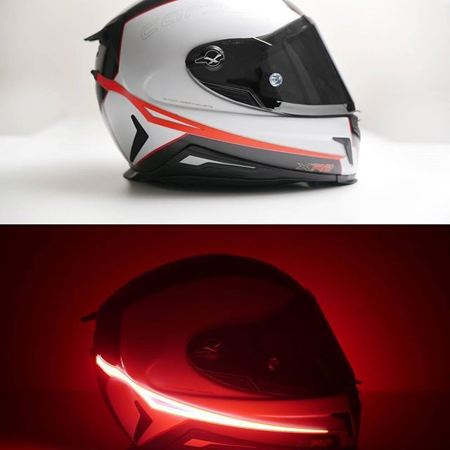 Helmet Lights How To Light Up Your Helmet Like Tron Helmet
