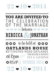 wedding invites pesquisa do google - Informal Wedding Invitation Wording