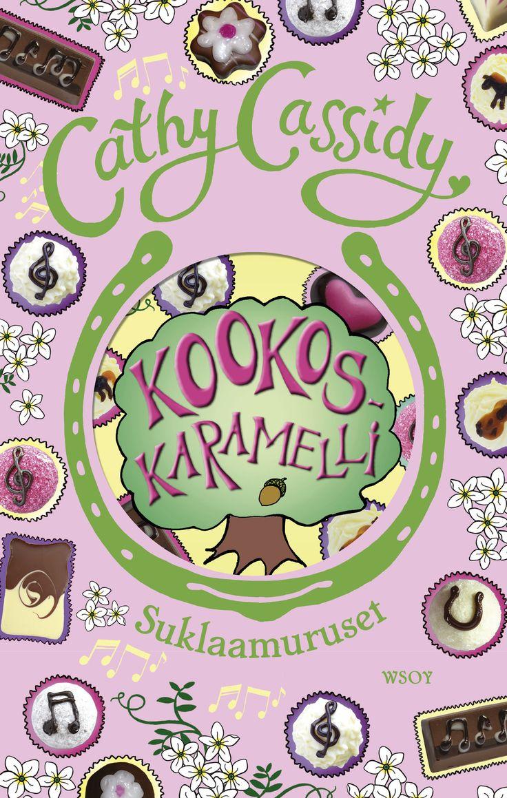 Coco Tanberry ottaa ohjat omiin käsiinsä!  Jokainen Tanberryn siskoksista saa kertoa oman tarinansa, ja Kookoskaramellissa on tarmokkaan ja seikkailunhaluisen Cocon vuoro. #kirja #kookoskaramelli