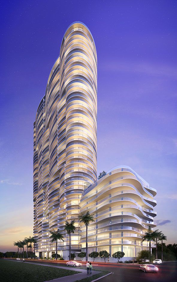 American Dream: Tour Our Pick Of Miamiu0027s Ongoing Projects. Tower DesignBeautiful  ArchitectureLandscape ...