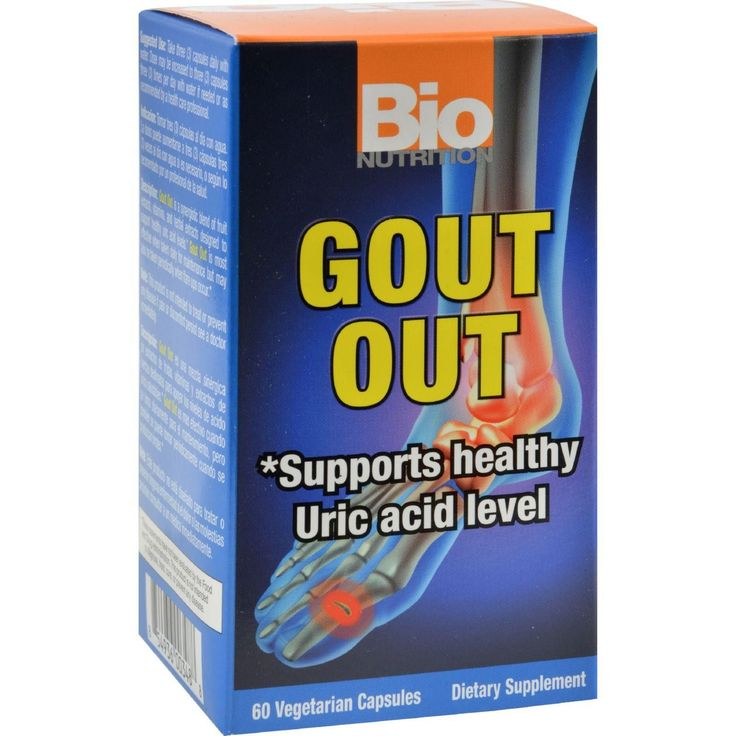 ... herbal cure for gout
