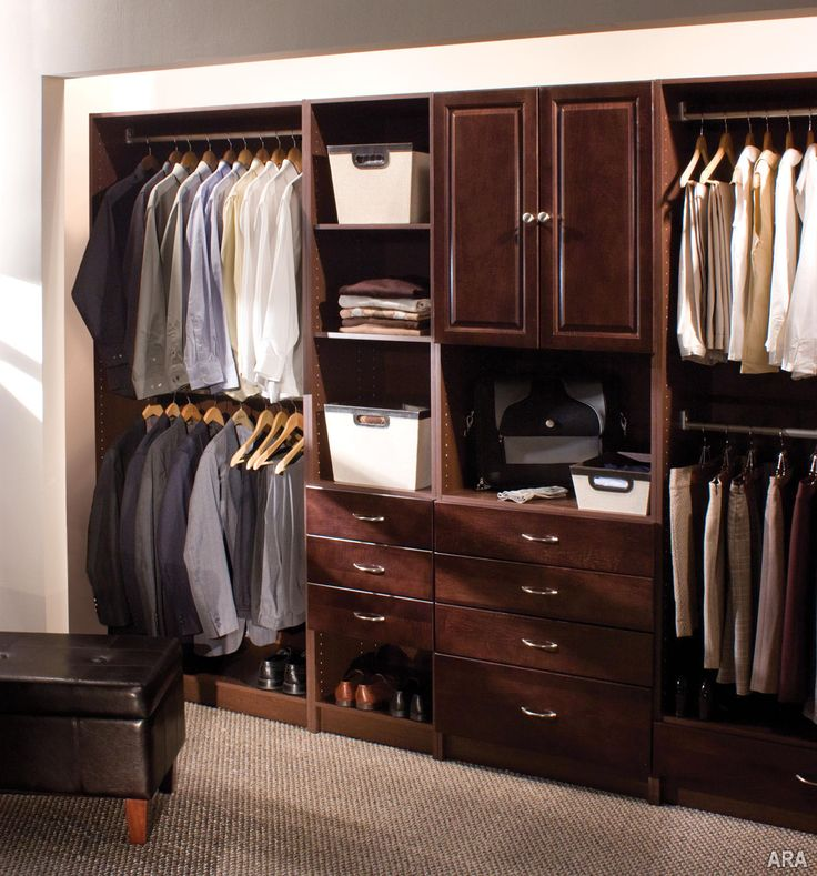 Do It Yourself Home Design: Closet Organization System