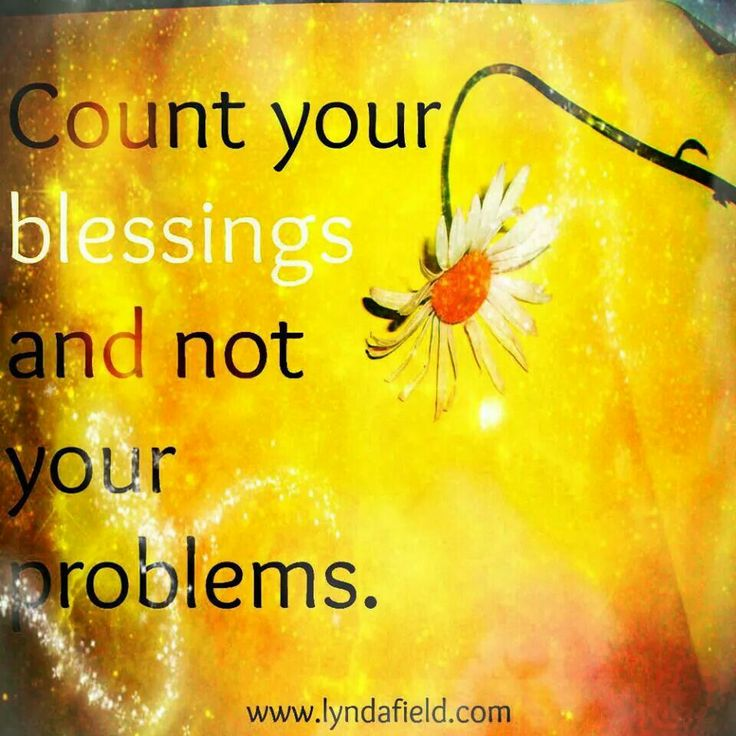 Quotes About Counting Your Blessings. QuotesGram