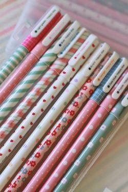The Ultimate Wonderland Pen Set by Chibi Run