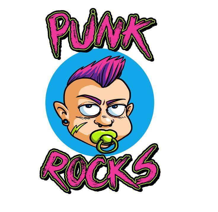 Radio-bebe.com, j'adore! L'histoire d'un bébé punk encore dans le ventre de sa mère, nous fait partager les neufs mois de grossesse de son point de vue... plutôt différent.