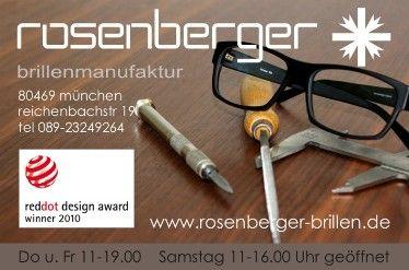 ba // rosenberger brillen