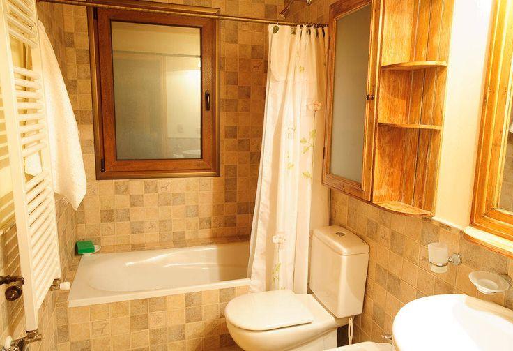 Baños de estilo Rural por jroth
