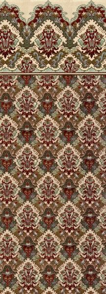 Indianola - Historic Wallpapers - Victorian Arts - Victorial Crafts - Aesthetic Movement
