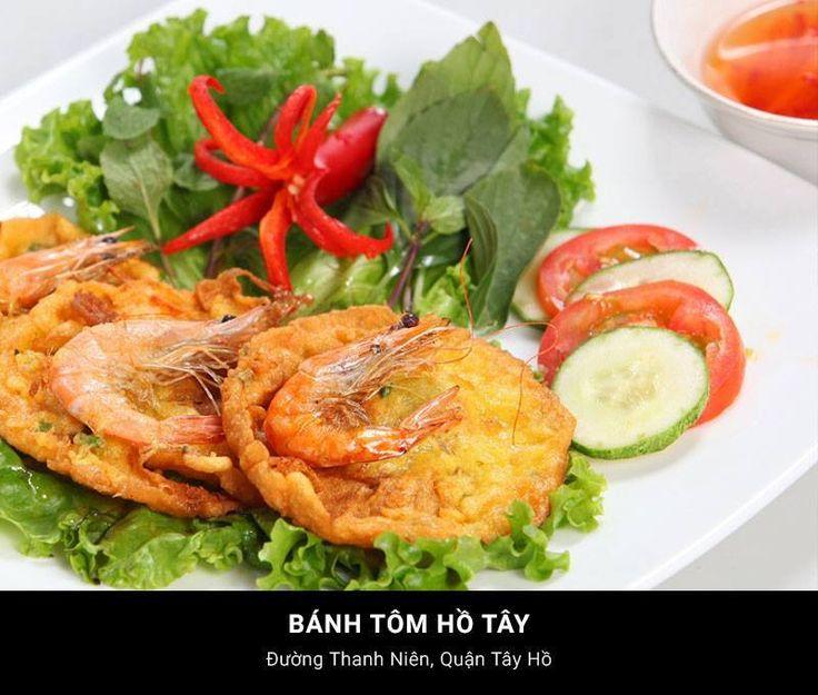 31. Ho Tay shimp cake http://hoianfoodtour.com/46-ha-noi-dishes-that-are-worth-every-penny/ #shrimpcake #hanoi #vietnam #foodies