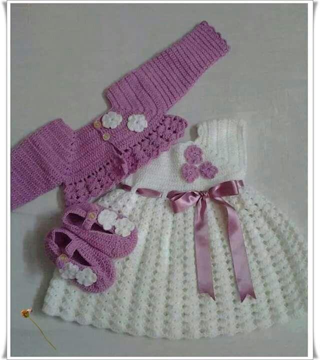 Blanco y lila