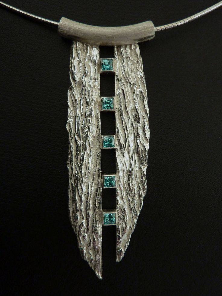 art clay silver and cubic zirconia