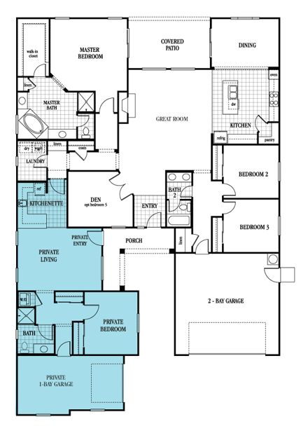 17 best images about floor plans on pinterest backyard for Trinity homes floor plans