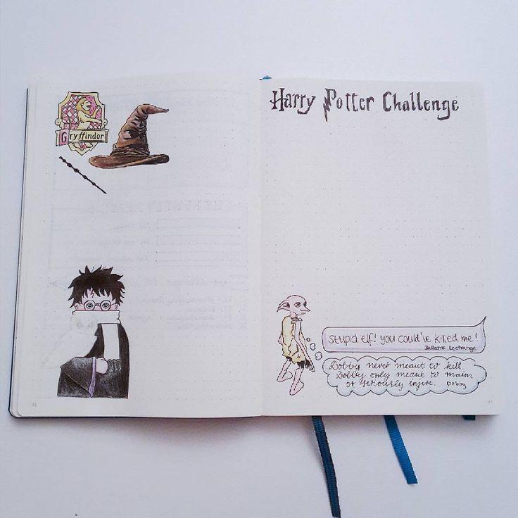 Taking part in the Harry potter bujo theme challenge. Day 1 - day 6. I didn't like to draw Bellatrix, so I wrote my favourite quote of her in my bujo.  Ich nehme ja am der Harry Potter bujo theme challenge teil. Hier seht ihr Tag 1 bis Tag 6. Ich wollte Bellatrix einfach nicht zeichnen, daher habe ich lieber ein Zitat in mein bujo geschrieben.  #bujothemechallenge #harrypotter #wand #gryffindor #sortinghat #dobby #bellatrix #drawing #stabilo #staedler  #bujo #bulletjournal #bulletjournaling…