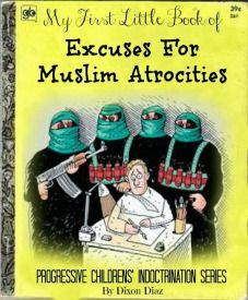 dixon-diaz-cartoons Posted in 2013 perhaps writer and those who doubt allah's plan were Not aware??