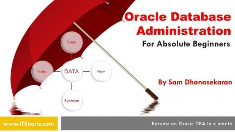 Oracle Database Administration for Absolute Beginners  - Learn to become an Oracle Database Administrator in a month. It is one of the stable and high in demand IT jobs.  - $65