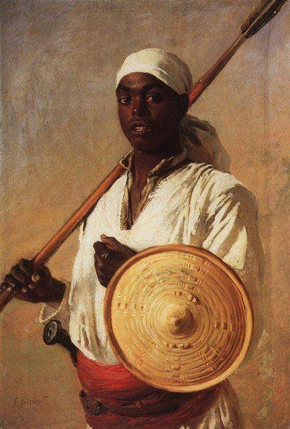 Воин. 1871 г.