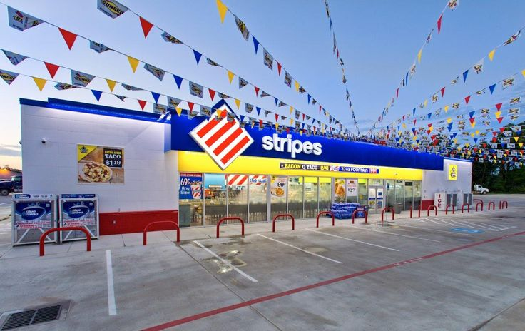 HFA recently completed this Stripes convenience store project in Texas.