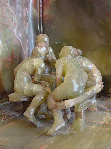 """"""" les causeuses """", Camille Claudel. une petite merveille à voir au musée Rodin à Paris"""