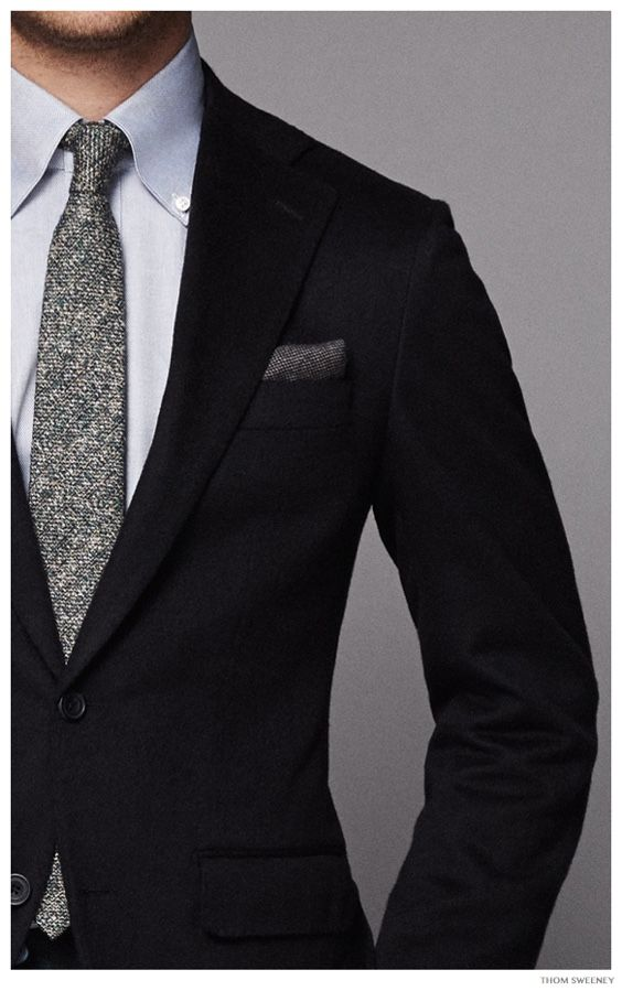 Thom Sweeney Highlights Fall Winter 2014 Suiting