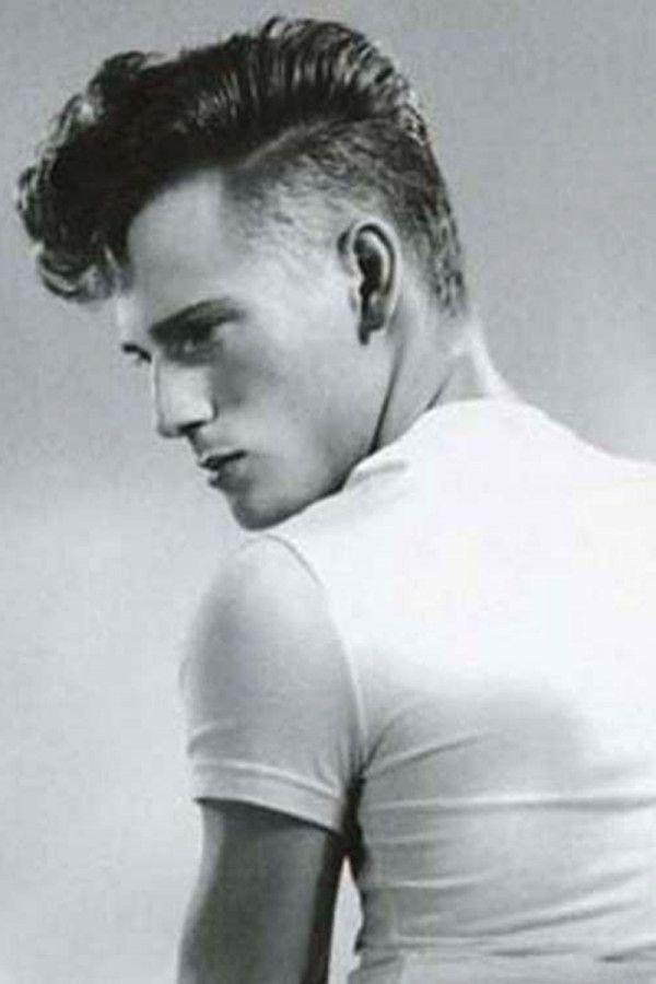 39 Einzigartig Lange Haare Manner Mode Rockabilly Frisur Rockabilly Frisuren Manner Frisuren