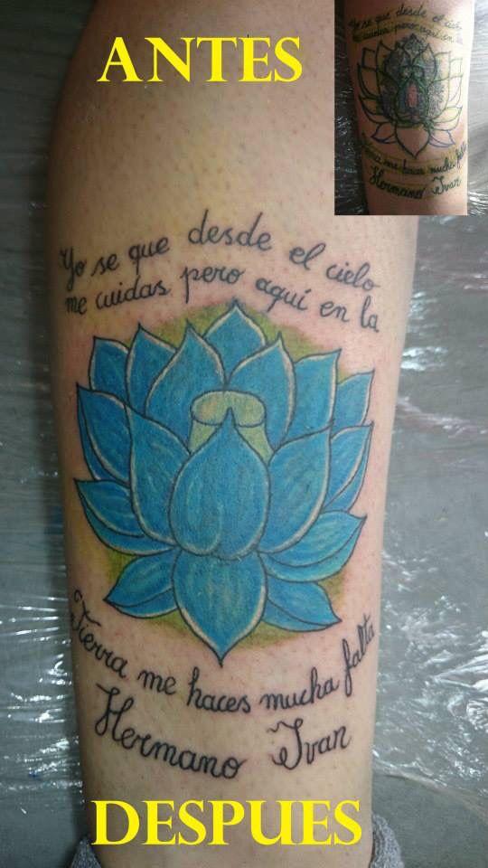 Cover Up Estudio Blaster Tattoo Facebook/valblasters