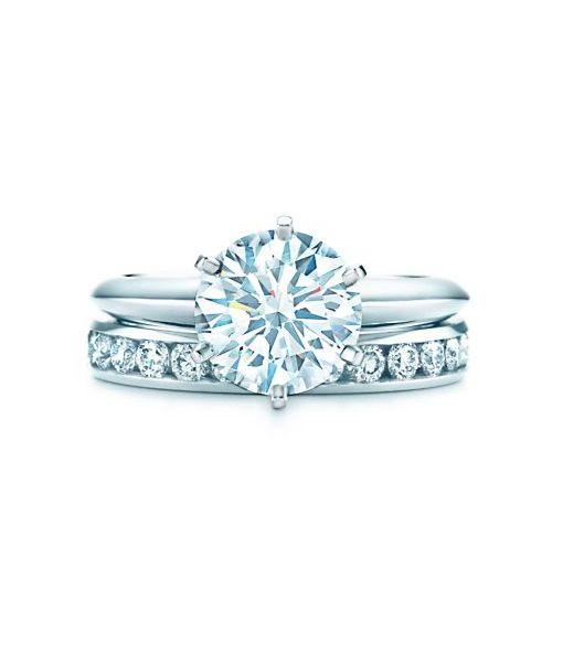 Anelli con diamante
