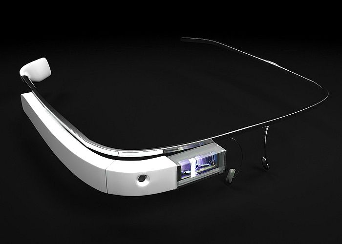 Функциональные очки - Google Glass.