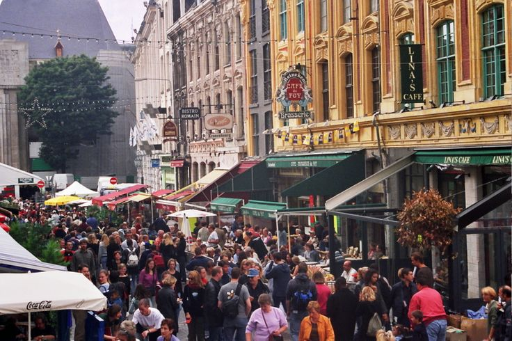 Braderie de Lille, France - annualy first weekend of September
