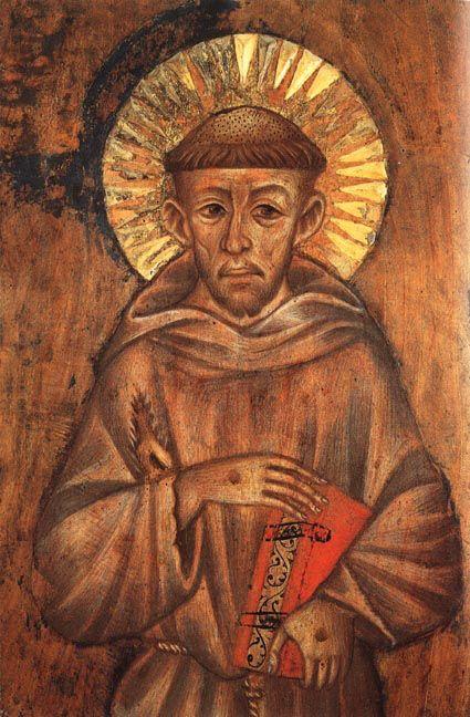 Cimabue - Saint Francis