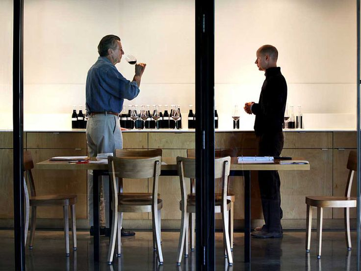 The Napa Valley-based winery's signature production #Dominus Estate in #NapaValley is the source of more than one of #CosimoCommisso's favourite #wines
