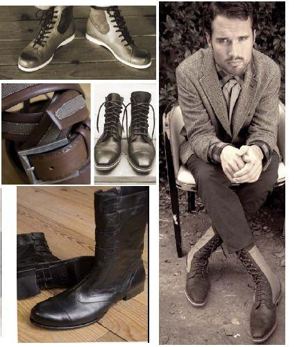 Google Image Result for http://media.onsugar.com/files/2010/05/20/0/492/4920302/febbe542d9059d2b_Helm-hand-made-boots-for-men.JPG: Boots Seasons, Helm Handmade, Handmade Boots, Helm Hands Made Boots For Men, Men Boots, Boots Custom