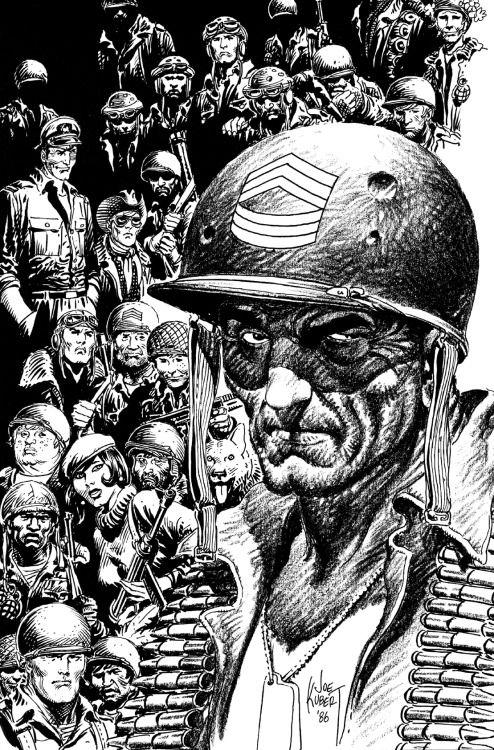 Sgt. Rock by Joe Kubert