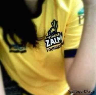 Image for Peshawar zalmi Facebook and Whatsapp Dp for Girls Download