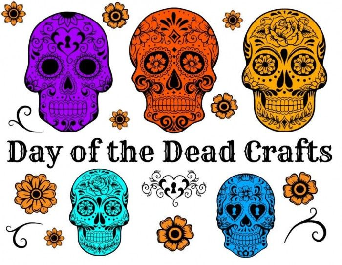 day of the dead craft ideas 17 best images about el d 237 a de los muertos on 7658
