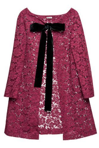 Coat from Miu Miu - $2490