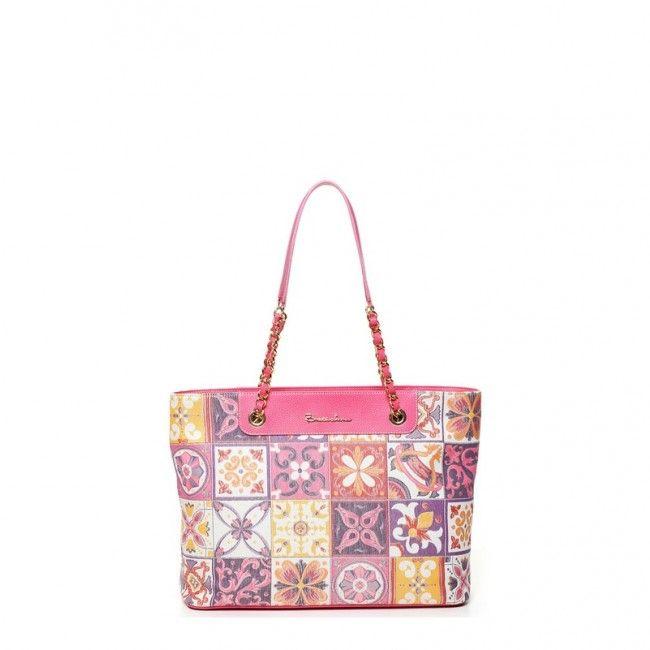 Borsa Braccialini shopper Mosaico B9655  #braccialini #borse #handbags #fashion #accessories