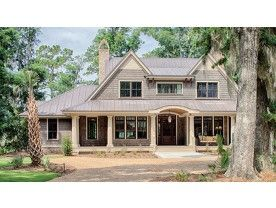 Low Country Home Plans - Low Country Style Home Designs from HomePlans.com