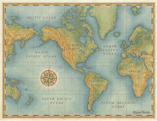 dibujos de mapamundi para imprimir-Imagenes y dibujos para imprimir