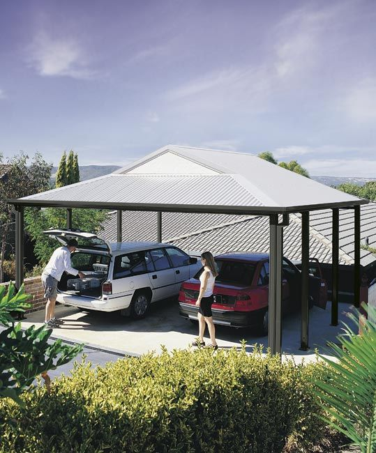 Vanguard 5000 Free Standing Car Port: 30 Best Garages And Carports Images On Pinterest