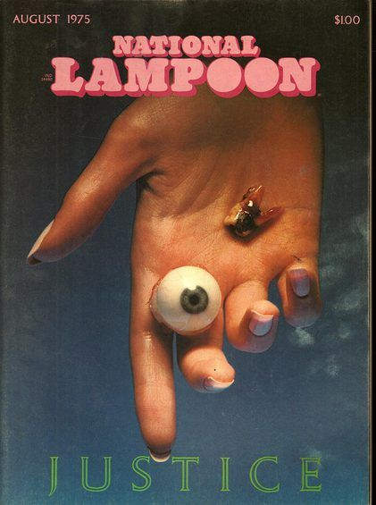 National Lampoon August 1975