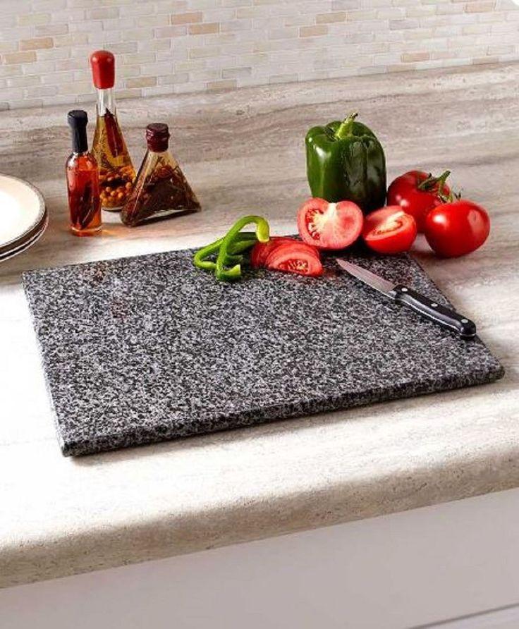 Countertop Cutting Board Granite Kitchen Counter Food Prep Slip Resistant Chop #Unbranded