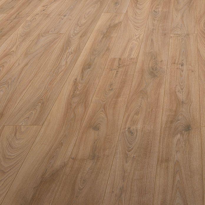 LOGOCLIC Vinto Laminat  (Everlasting Oak, 2.000 mm x 192 mm x 10 mm)