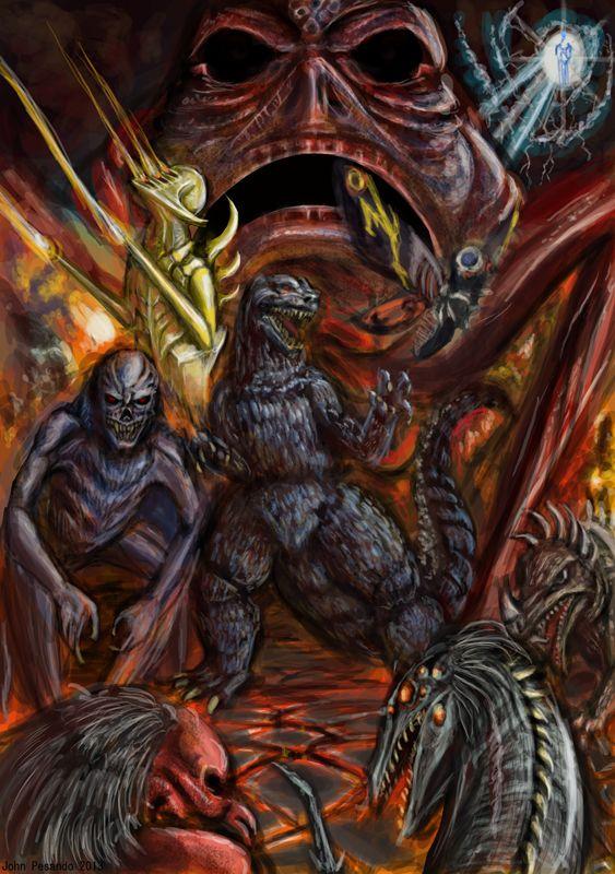 http://www.deviantart.com/art/Godzilla-Creepypasta-Tribute-410704657
