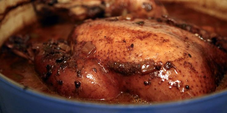 Get the recipe: coq au vin Image Source: POPSUGAR Photography / Anna Monette Roberts