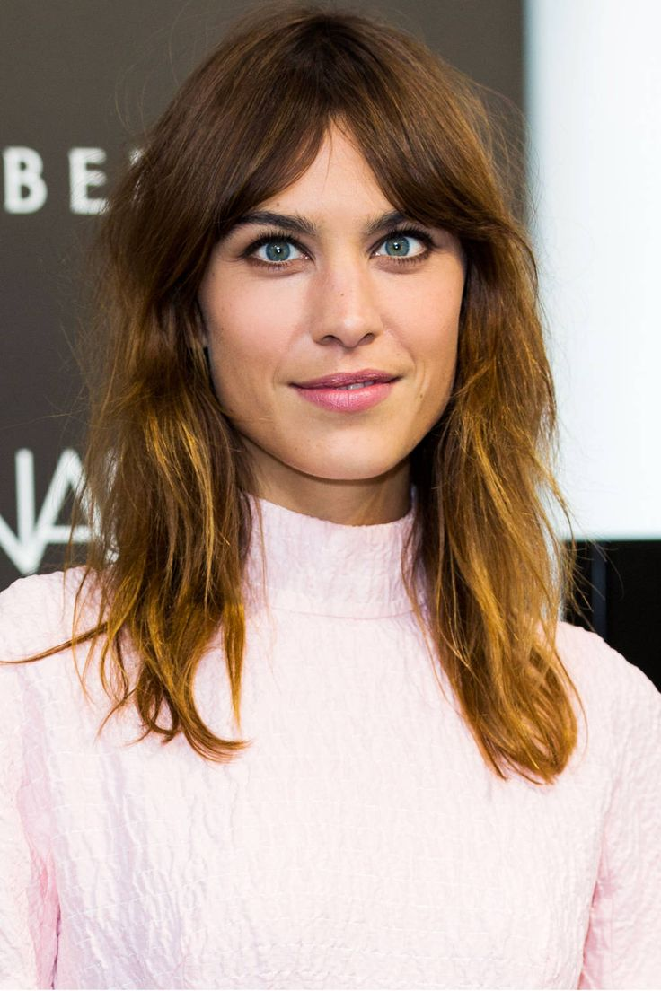 Alexa Chung, always super cool