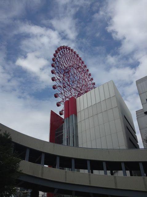 Umeda trip: Osaka Pokemon Center, Hep Five and department stores