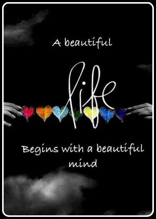 Begins With A Beautiful Mind